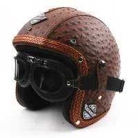 Leather Helmet Manufacturers