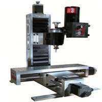 CNC Mini Milling Machine Manufacturers