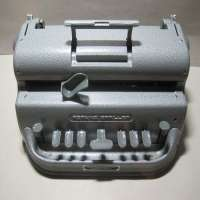 Braille Typewriter Manufacturers