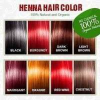 Henna Hair Color Manufacturers