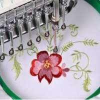 Computerised Embroidery Work Manufacturers