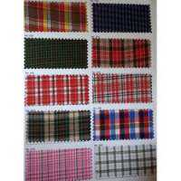 Check Cotton Fabric Manufacturers