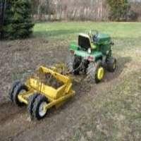花园拖拉机 制造商
