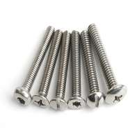 Stainless Steel Machine Screw Manufacturers