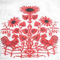 Folk Embroidery Manufacturers