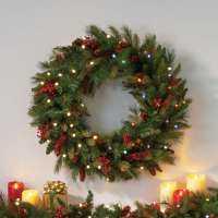圣诞花环 制造商