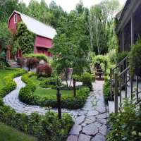 Farmhouse Landscaping Services Manufacturers