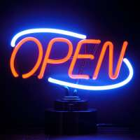 Neon Sign Advertising Services Manufacturers