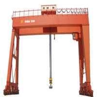 Double Girder Gantry Crane Manufacturers