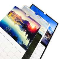 Wall Calendar Printing Services Manufacturers