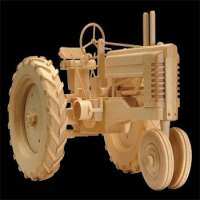 木制拖拉机 制造商