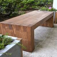 Wooden Outdoor Benches Manufacturers