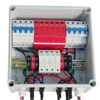 Array Junction Box Manufacturers