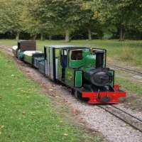 Park Train Manufacturers