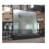 Glass Water Screen Fountain Manufacturers