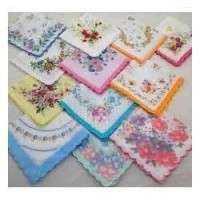 Ladies Handkerchief Manufacturers