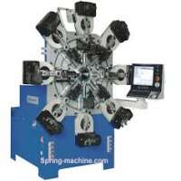 Spring Coiling Machines Manufacturers