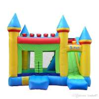 Inflatable Amusement Toy Manufacturers