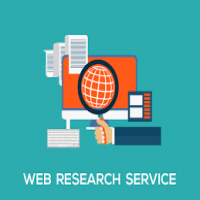 Web Reserach Services Manufacturers
