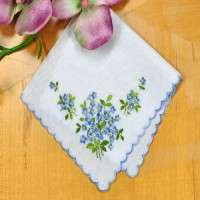 Embroidered Handkerchief Manufacturers