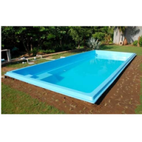 FRP Swimming Pools Manufacturers