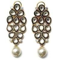 Kundan Earrings Manufacturers