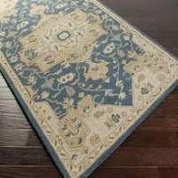 簇绒羊毛地毯 制造商