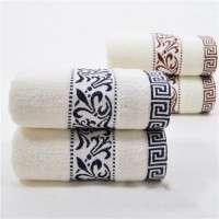 刺绣的棉花毛巾 制造商