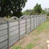 边界墙施工服务 制造商