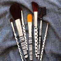 Custom Cosmetic Brushes Manufacturers