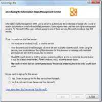 信息权利管理服务 制造商