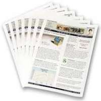 Newsletters Printing Manufacturers