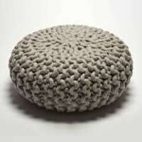 Knitted Poufs Manufacturers