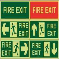 Fire Safety Signage Manufacturers