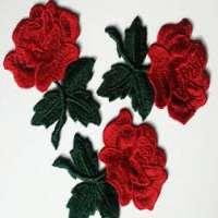 绣花贴花 制造商