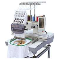 Single Head Embroidery Machine Manufacturers
