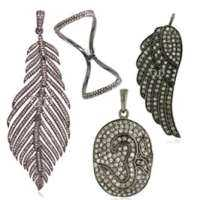 Pave Diamond Findings Manufacturers