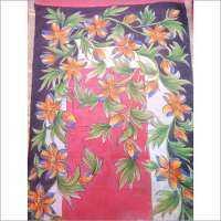 Hand Printed Sarees Manufacturers