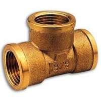 Copper Threaded Tee Manufacturers