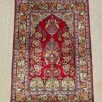 Silk Carpets Manufacturers