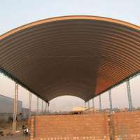 Trussless Roof Manufacturers