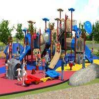 Plastic Playground Equipment Manufacturers