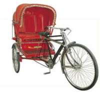 Cycle Rickshaw Manufacturers