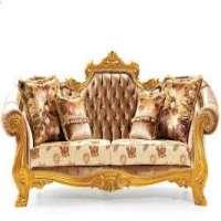 木雕刻的沙发套 制造商