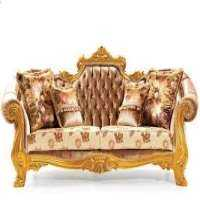 Wooden Carved Sofa Set Manufacturers