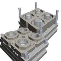 Container Cap Mould Manufacturers