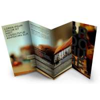 Brochure Printing Services Manufacturers
