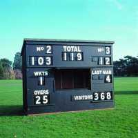 Cricket Score Board Manufacturers