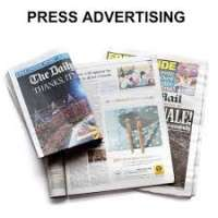 Press Advertising Manufacturers