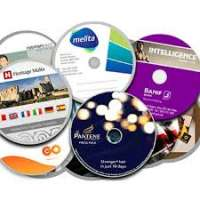 DVD打印服务 制造商